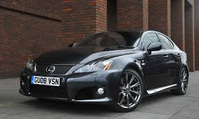 lexus is lexus is f