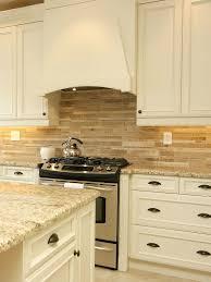multi color kitchen ideas 29 ivory travertine backsplash tile ideas