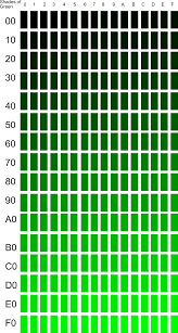 shades of green clipart shades of green