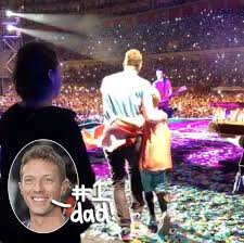 Chris Martin Meme - you won t believe how chris martin surprised his son moses for his