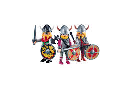 3 viking warriors 7677 playmobil usa