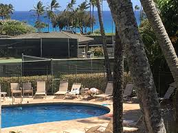 The Beach House Poipu by From 159 Ocean View 5 Min To Beaches A C I Vrbo