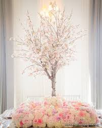 Cherry Blossom Tree Centerpiece by The French Bouquet Blog Inspiring Wedding U0026 Event Florals Lots