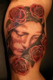 southern fried catholicism blog ugly mary tattoos make our lady sad
