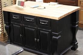 distressed black kitchen island black kitchen island front view with black kitchen island idea