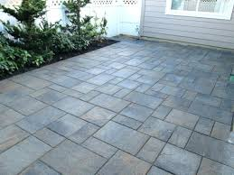 Large Pavers For Patio by Interlocking Patio Pavers Sale Interlocking Patio Tiles Over Grass