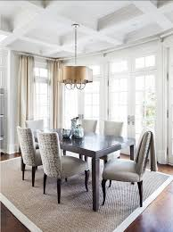 measurement dining room rug ideas editeestrela design
