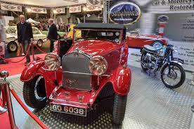 classic car and bike show nec birmingham beckworth silvabronz