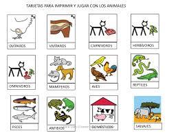 imagenes de animales carnivoros para imprimir animales primero 2
