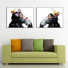 Monkey Home Decor Online Get Cheap Art Handmade Monkey Aliexpress Com Alibaba Group