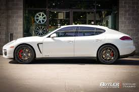 Porsche Panamera Black Rims - porsche panamera with 21in hre s101 wheels exclusively from butler