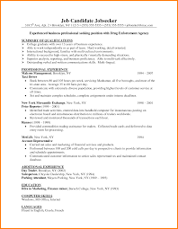 resume without college degree curriculum vitae certification sample for work experience data