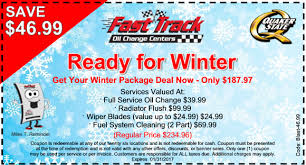 winter coupon 01 31 17 fast track change centers