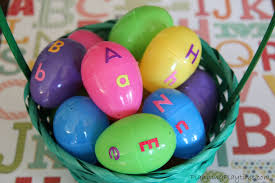 10 educational activities using plastic easter eggs planning