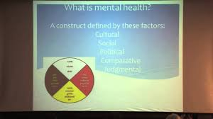 the medicine wheel and mental health youtube