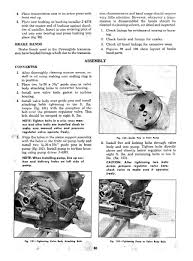 1950 1953 chevrolet powerglide automatic transmission repair manual
