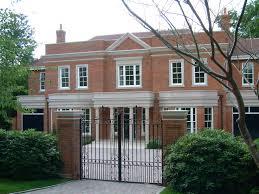mansion at weybridge for heritage design and build ltd