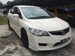 honda civic fd type r honda civic fd 1 8 a type r bk champion white cars for sale in