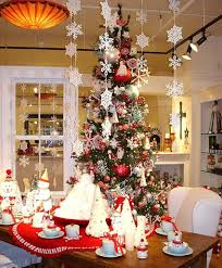 Christmas Home Decoration Ideas by Excellent Elegant Christmas Trees Has Christmas Table Decoration