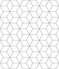 free tessellation patterns to print block tessellation clipart