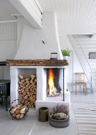 Ash Can For Fireplace by 25 Cool Firewood Storage Designs For Modern Homes