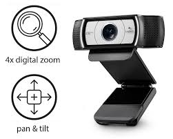 Logitech C920 Wall Mount Logitech C930 1080p Hd Video Webcam 960 000971 Amazon Ca