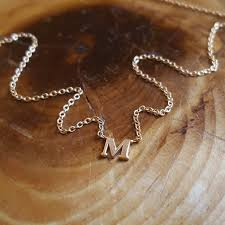 personalized necklaces for women 14k gold necklace initial necklace womens personalized gift for