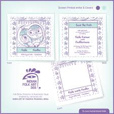 Invitation Cards Coimbatore Atma Studios Branding Studio U0026 Illustration House Coimbatore India
