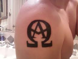 and omega tattoo
