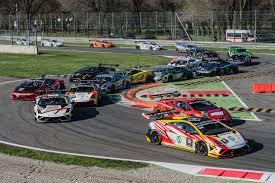 Lamborghini Gallardo Super Trofeo - gallardo lp570 4 super trofeo monza 2013 eurocar news