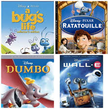 select disney movies 9 96 dumbo wall e and more my frugal