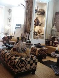 Safari Decorating Ideas For Living Room Safari Living Room 1 Home Decor Pinterest Living Rooms