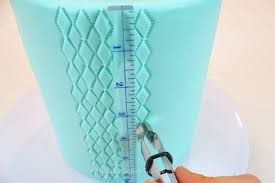 today i rediscovered the fondant crimper a cake decorating blog