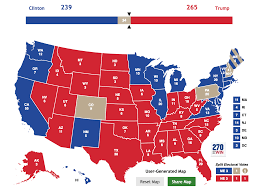 Early Election Results Map by Trump U0027s Path To 270 Is Easier Than You Think Frank Cannon