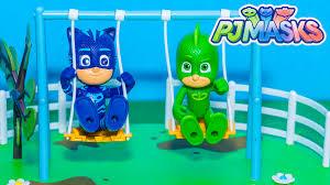 pj masks toys gekko catboy owlette paw patrol figure