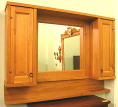 armadietto bagno con specchio mobili esclusivi realizzati a mano