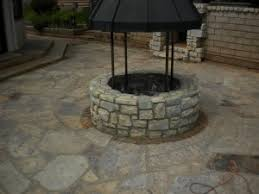 How To Regrout Patio Slabs The Proper Way To Clean U0026 Seal Exterior Slate Or Flagstone San