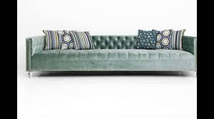 Long Tufted Sofa by Extra Long Sofa Extra Long Sofa Eclectic Living Room Chango Co