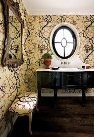 Powder Room Wallpaper by 73 Best The Chinoiserie Powder Room Images On Pinterest Bathroom