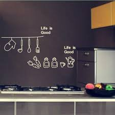 free shipping diy home decor creative simple and stylish kitchen