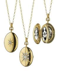 necklace with photo pendant images Gold star necklace neiman marcus jpg