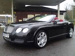 continental bentley bentley continental gt convertible 6 0 w12 2d auto for sale parkers