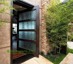 glass wood doors compare prices on wood glass entry doors online shopping buy low