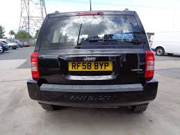 2008 jeep patriot s limited 3 995