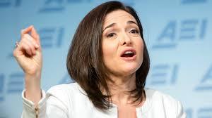 Sheryl Stringer by All Those Opposing Sheryl Sandberg As Treasury Secretary Let U0027s
