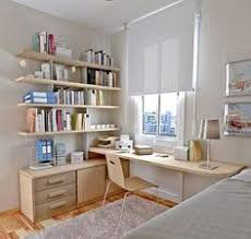 Small Bedroom For Kids With Study Table And Small Lampshade - Ideas for a small bedroom teenage