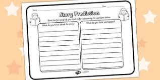 reading comprehension worksheets early years eyfs page 1