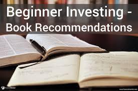 beginner investing books recommended reading list