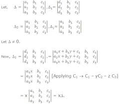 system of linear equations study material for iit jee askiitians