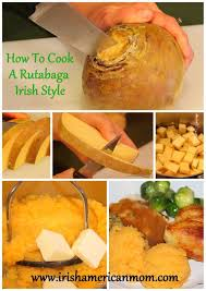 how to cook rutabaga or turnip style american
